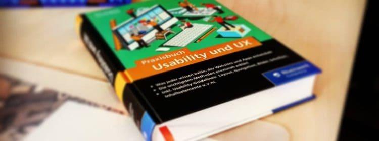 Buch - Praxisbuch Usability und UX