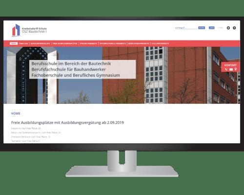 Knobelsdorff-Schule Webseite