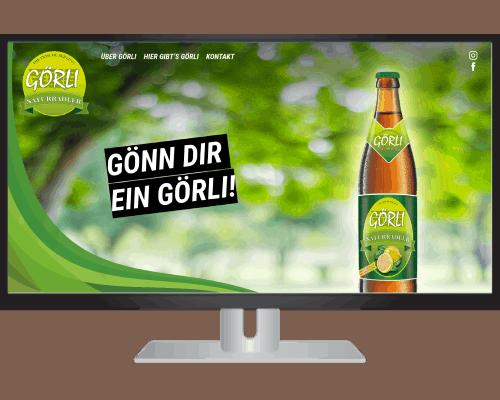 Görli Webseite