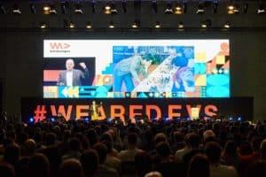WeAreDevelopers 2019